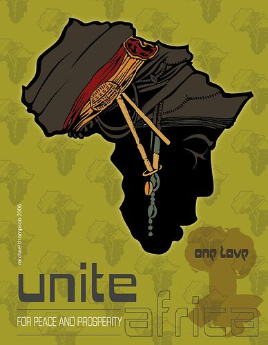 African Unity 2009 by freestylee, via Flickr