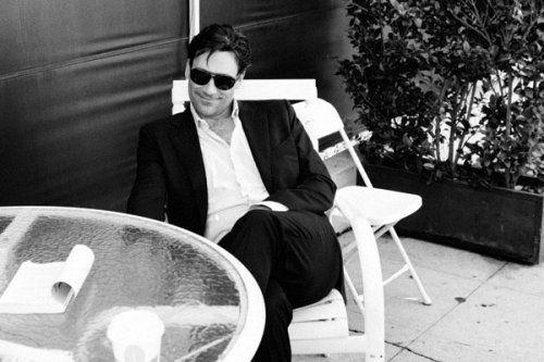 Jon Hamm - I love you Don Draper!!!