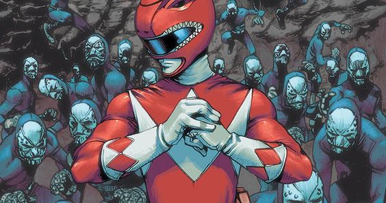 EXCL. Mighty Morphin Power Rangers #6 Feels the Wrath of the Black Dragon