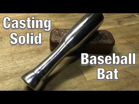 Casting Solid Aluminium Baseball Bat Mini Aluminium Basesball Bat Aluminum Baseball Bat It Cast Baseball Bat