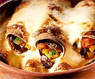 Enchiladas mit Rindshuft