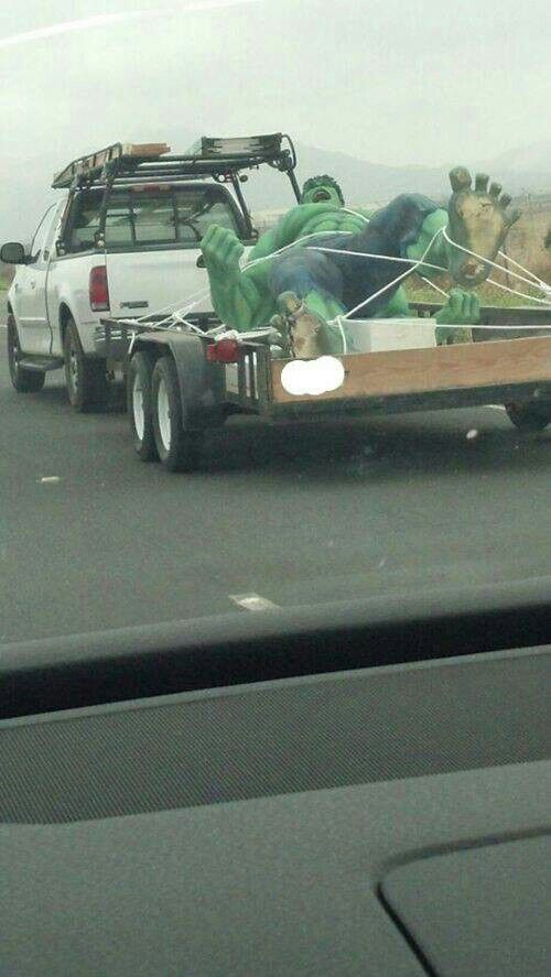 Let Hulk go!