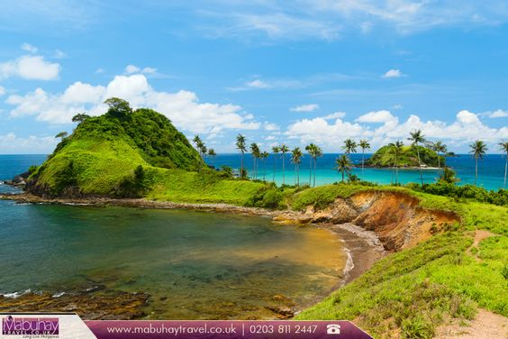 Nacpan Beach on Palawan Island       Book Flights To Philippines: http://www.mabuhaytravel.co.uk/       #philippines #traveltophilippines #destination #airtravel #flights #flightoffers #flightstopalawan #bestplace #cheapflights #travelphotography #journey #flightstophilippines #palawan #beautiful #coast #travelattractions #mabuhaytravel