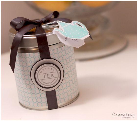 cute teapot tag