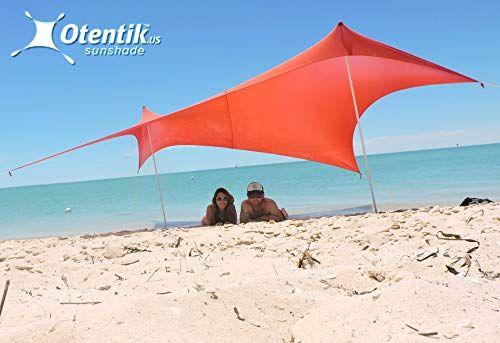 KEUMER Venustas Large Pop Up Beach Tent