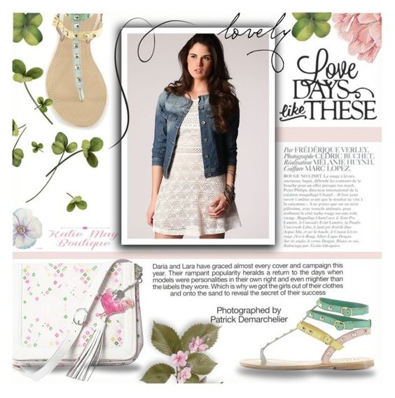 """""""Katie May Boutique #16"""" by edita-m ❤ liked on Polyvore featuring Bela, Industrie and KatieMayBoutique"""
