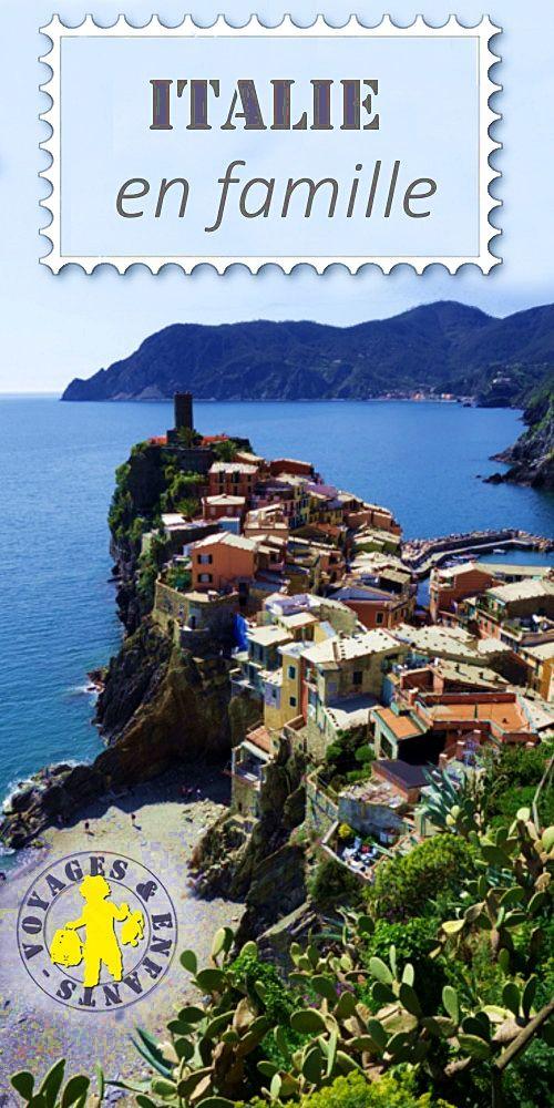 Un chouette guide pour avoir toutes les astuces d'un voyage réussi en famille en Italie: Visites, activités, hébergements, conseils...!