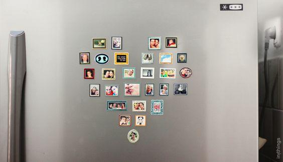 Personal Small fridge magnets -  מיני מגנטים