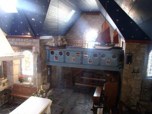 chapelle de saint philibert, france.....