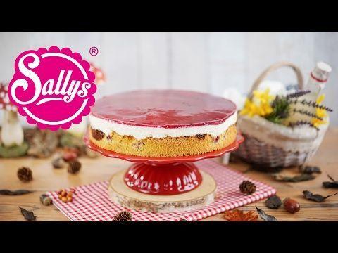 Rotkappchen Kuchen Sallys Classics Sally S Tortenwelt Kuchen Und Torten Kuchen Ruhrkuchen Mit Kirschen