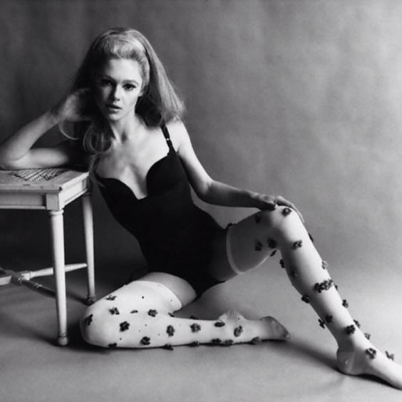 Edie Sedgwick - The Factory Girl!