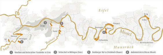 Bisschoppelijke wijnhuizen Trier »Scharzhofberger