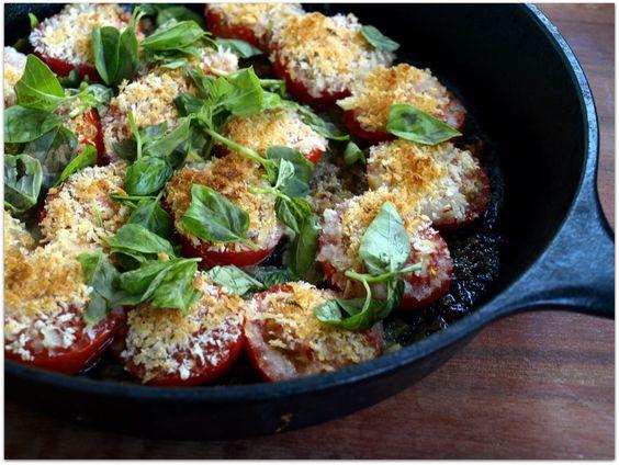 evil chef mom: baked tomato sauce