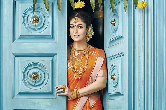 Tanishq ropes in renowned actress Nayanthara as its new face for South India