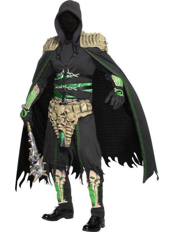 Soul Reaper Latex & EVA Costume | £56.99