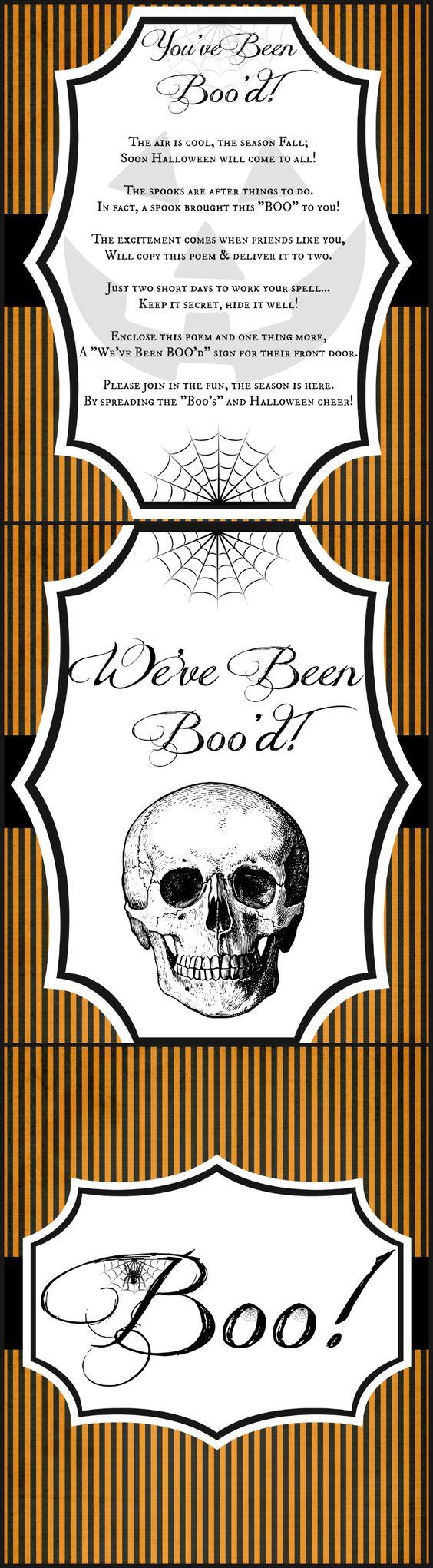 Free Halloween BOO basket printables #halloween #boo #halloweenboo #printable #free #halloweenprintable #holiday #diy #halloweencrafts