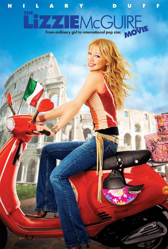 """The Lizzie McGuire Movie"" Is Still One Of My Fave Films Of All Time and Here's Why"