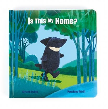 Jelly Cat Is this My Home Book