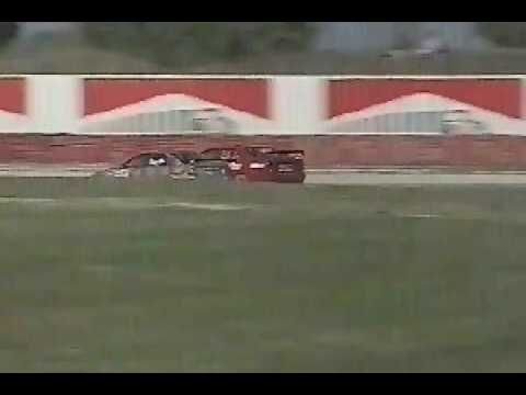 CRASH SUPERTURISMO 1997 | Awesome Sports Videos