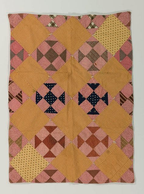 Humble Quilts....antique quilt for inspiration....