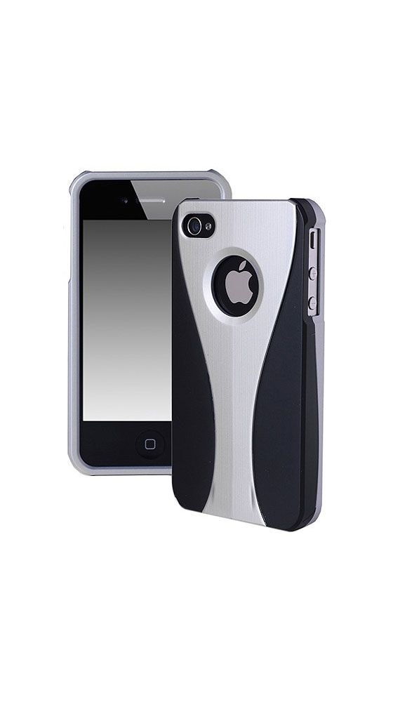 iPhone 4/4S Dual Color Hard Cover  -Luxeyard
