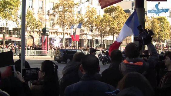 Que s'est-il vraiment passé sur les Champs-Elysées lors du défilé du 11 ...