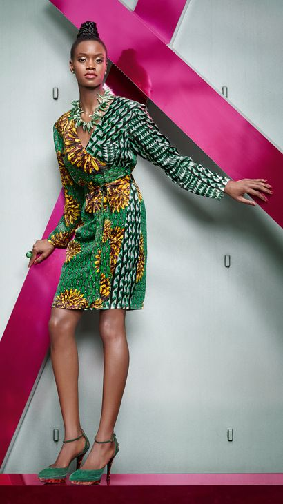 Fashion - Vlisco V-InspiredVlisco V-Inspired: