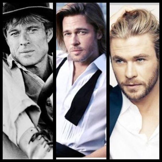 Robert Redford Brad Pitt Robert Redford, Brad P...