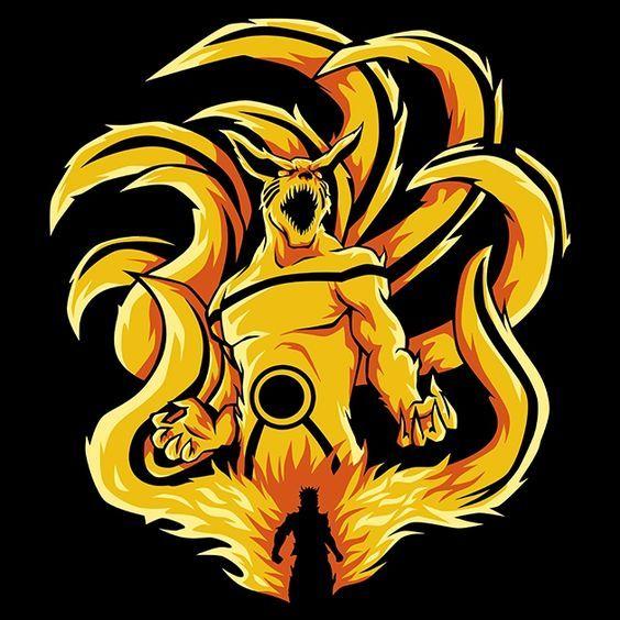 Kurama Naruto Uzumaki Art Naruto And Sasuke Wallpaper Naruto Art