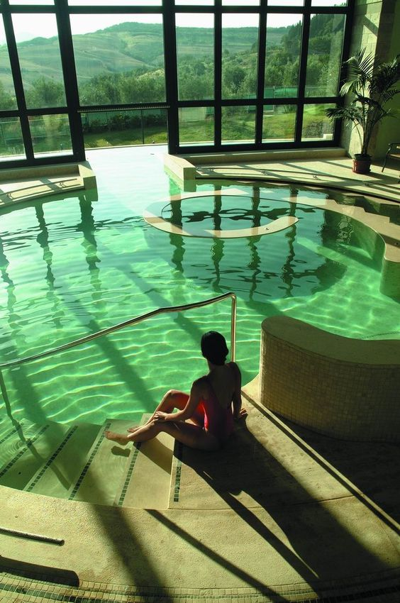 natural spa resort fonteverde san casciano dei bagni toscana italy spbdelarte