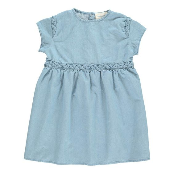 robe-tressee-chambray-edony-blue