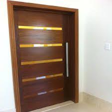 Resultado de imagem para portas de entrada modernas de vidro