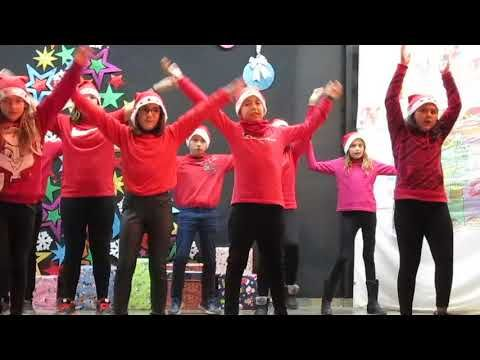 All Want For Christmas Is You 5º Primaria Youtube Youtube Christmas Concert