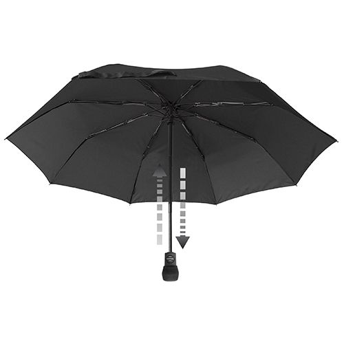 Light Trek Automatic Umbrella, Black