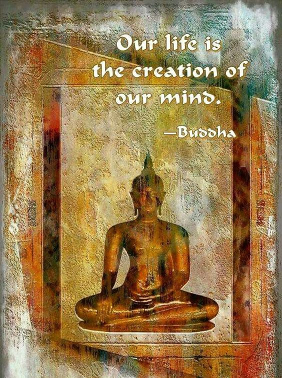 Our thinking creates  impact on our conscious and subconscious mind,inturn in our life