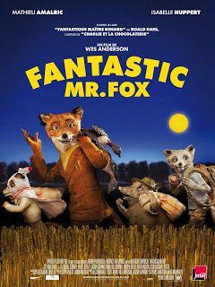 disculpen lo infantil de la pelicula.  Fantastic Mr. Fox) - Wes Anderson 2009