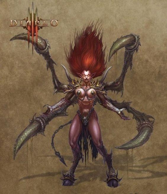 Andariel_Diablo_III.jpg (661×768)