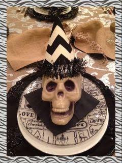 Pinster Mama: Creepy Skull, No Bones About it!!!
