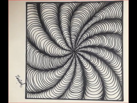 How To Draw Spiral Zentangle Patterns For Doodling Doodle Patterns Mandala Patterns Doodle 201 Doodle Patterns Doodle Art For Beginners Zentangle Patterns