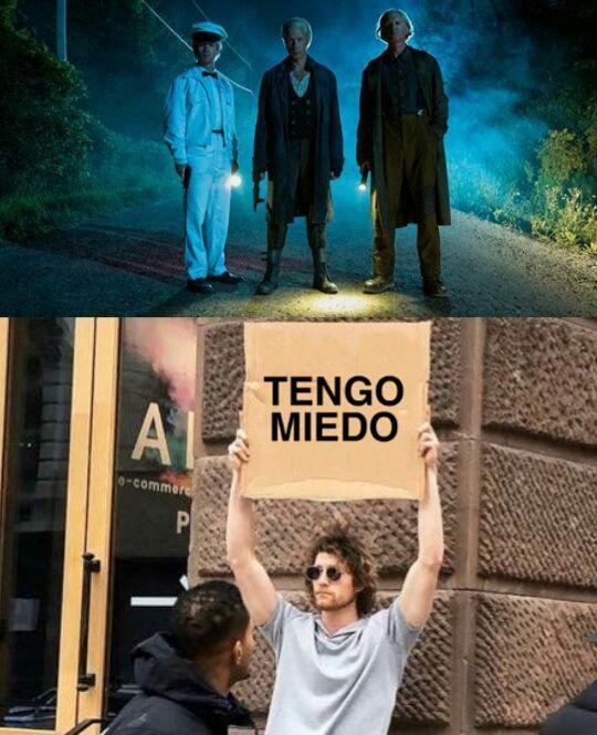 The Umbrella Academy Memes Memes De Peliculas Memes Divertidos Memes Comicos