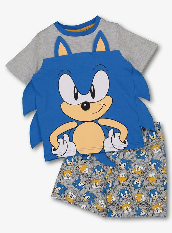 Sonic the Hedgehog Casual Watch SNC4016
