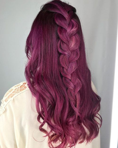 15 Best Maroon Hair Color Ideas Of 2020 Are Here Maroon Hair Colors Maroon Hair Hair Color Auburn