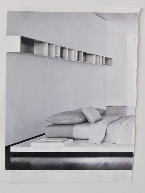 Calvin Klein _ Fabien Baron's apartment, NYC _