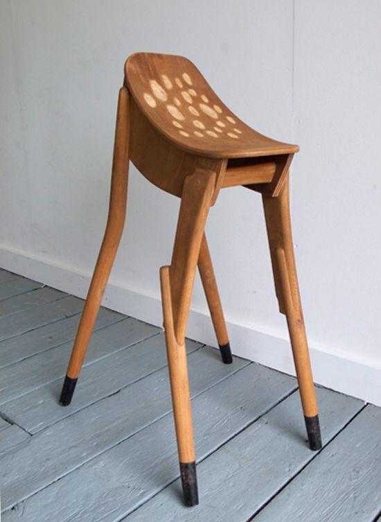 bambi stool by james plumb.