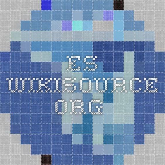 es.wikisource.org  Más de 100000 textos de dominio público