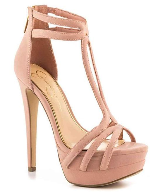 Latest High Heel Girls Foot Wear