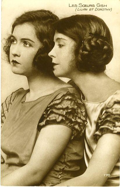 Lillian & Dorothy Gish: