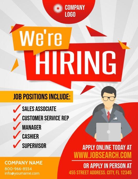 Hiring Internet Jobs Job Poster Hiring Poster