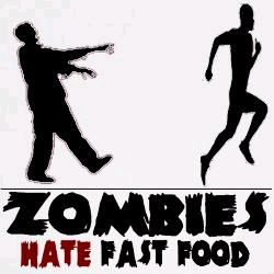 lmao: Louis Zombie, Zombies Run, Head Zombie, Motivate The Workout, So Funny