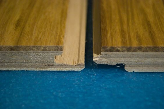 How to Install a Floating Click Engineered Bamboo Floor